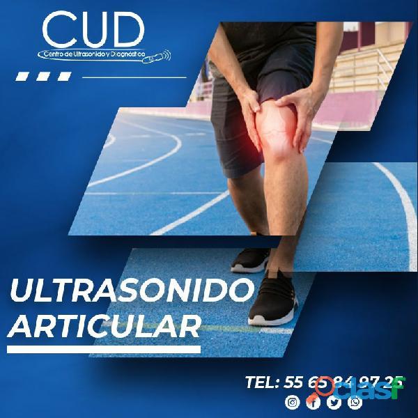 Ultrasonido articular (musculo esquelético)