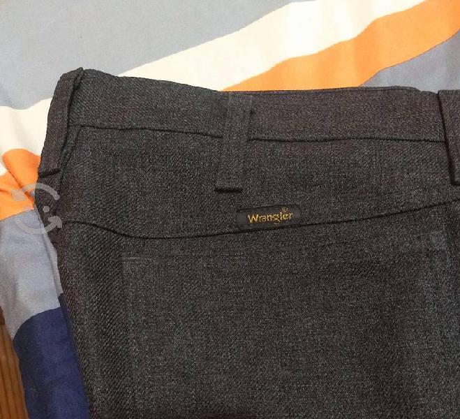Pantalón wrangler.skinny.t33x30.nuevo!