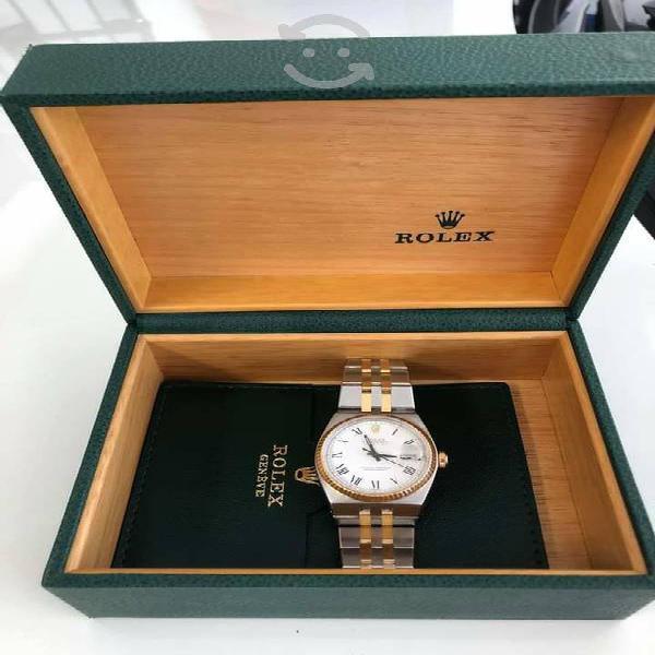 Reloj rolex oyster quartz para caballero