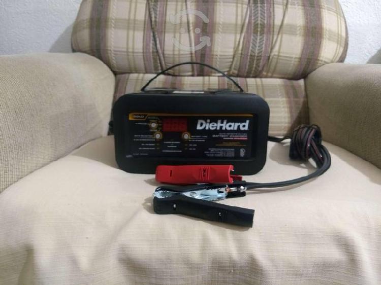 Arrancador cargador baterías automóvil nuevo