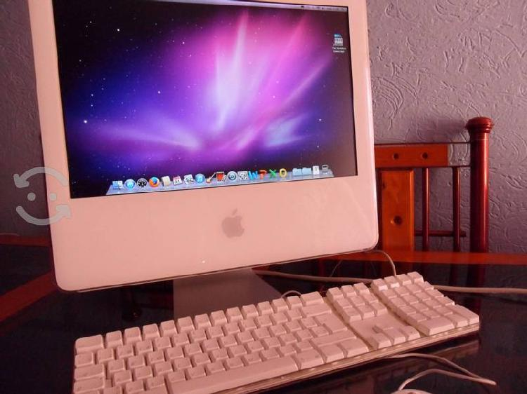 Computadora iMac completa MAC OS X