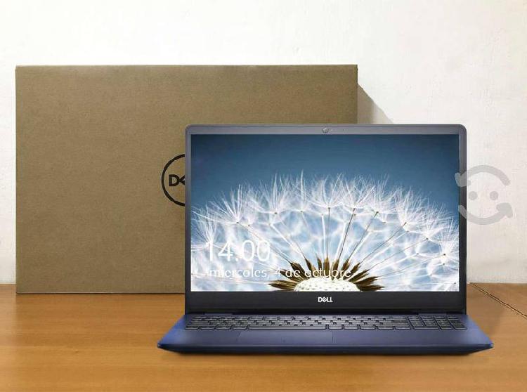 Dell inspiron 5593 blue core i5 ram 8gb ssd 256gb