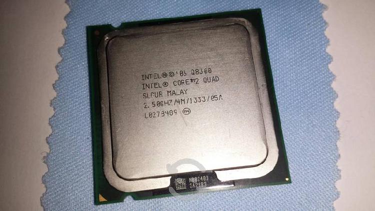 Intel core 2 quad q8300 775