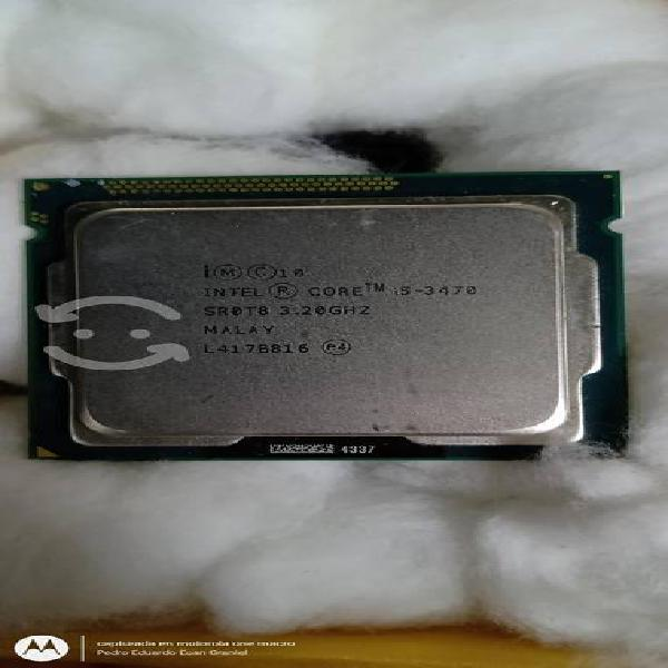 Intel core i5 3470 socket 1155 tercera generación