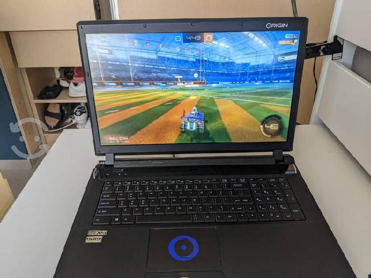 Laptop origin eon17-s