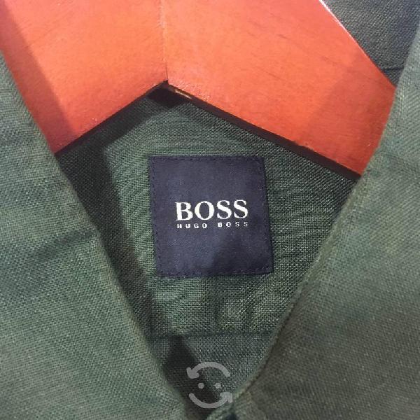 Pura marca de lujo hugo boss lv burberry polo orig