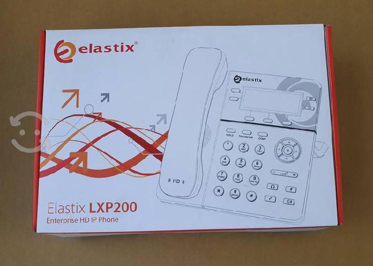 Telefono ip poe elastix lxp200