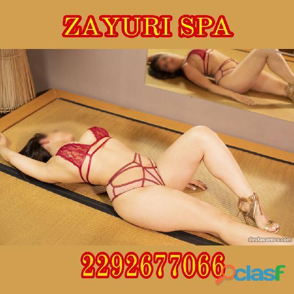 Disfruta las sensuales promociones del Buen Fin en ZAYURI SPA