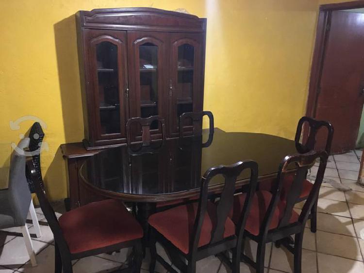 Sala y comedor