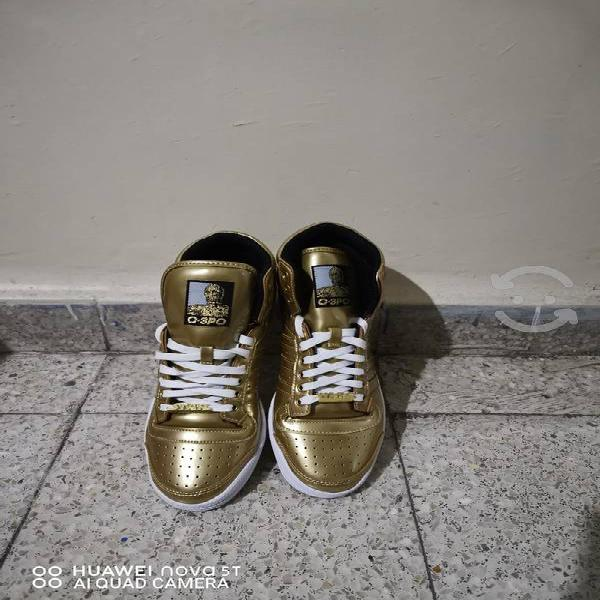 Adidas top ten hi star wars c-3po talla 28mx