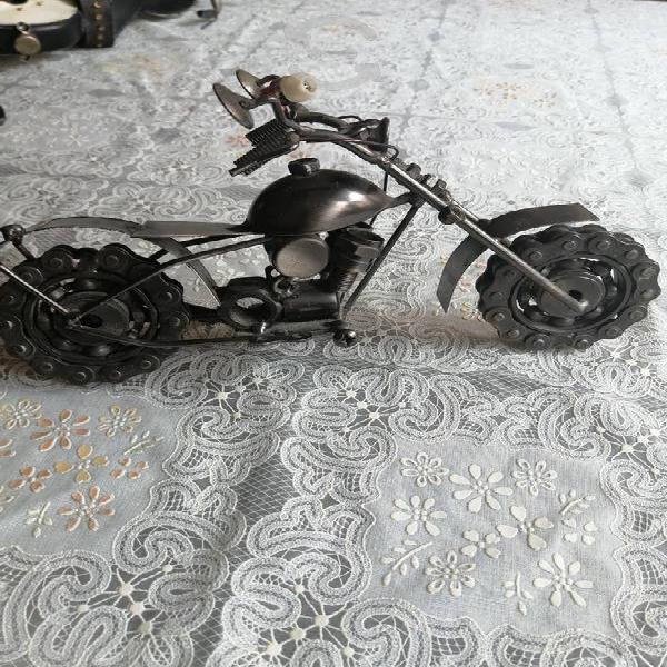 Motos artesanales de coleccion