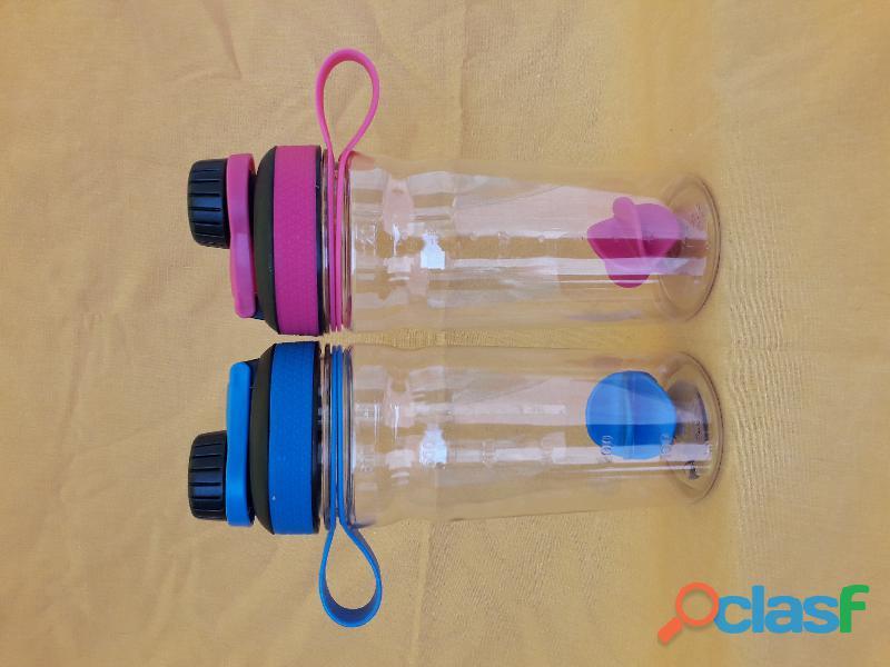 Vaso Shaker mezclador varios modelos y colores 2