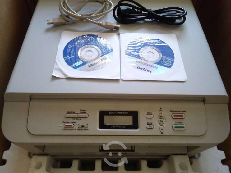 Impresora brother dcp-7055w