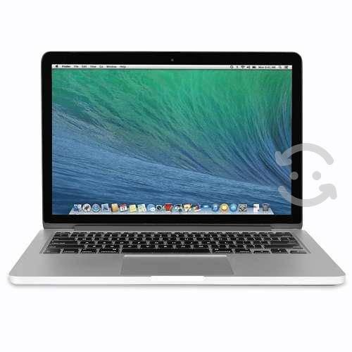 Macbook pro retina core i7-4850hq 16gb 500gb ssd