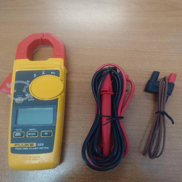 Amperímetro fluke nuevo 325