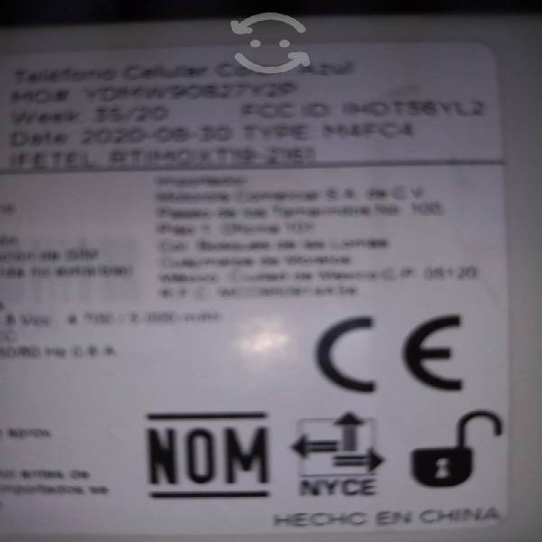 Celular motorola g 8 power