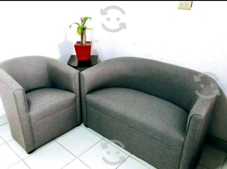 Sillónes sala pequeños espacios