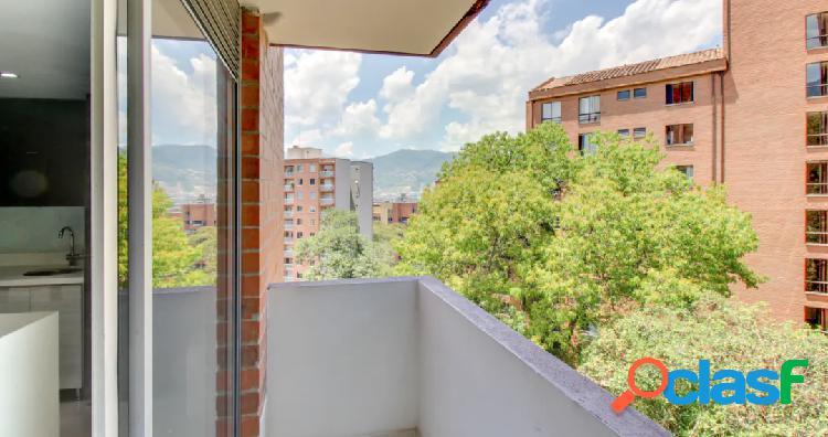 Apartamento amoblado EL POBLADO frontera 404