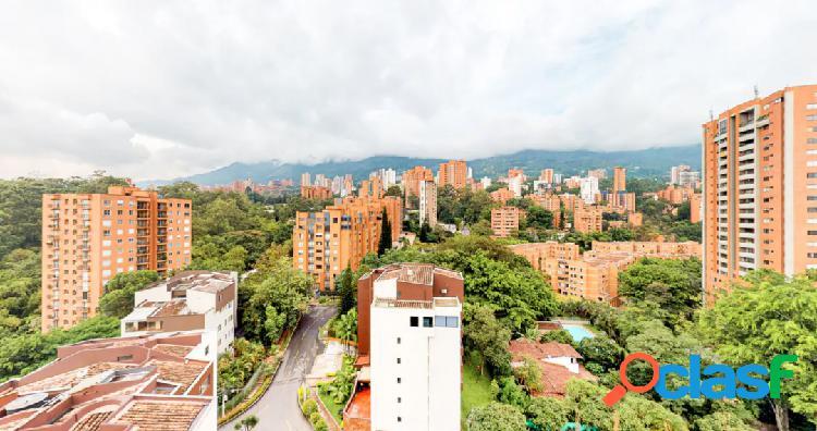Apartamento EL POBLADO estudio con balcón privado 1310