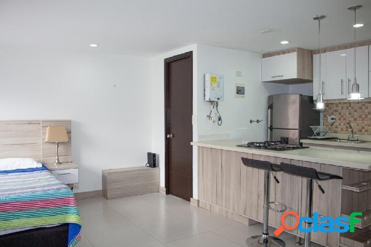 Apartamento Amoblado La Frontera 1002