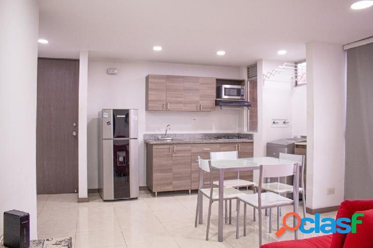 Apartamento Amoblado Piso Alto Aguacatala 1