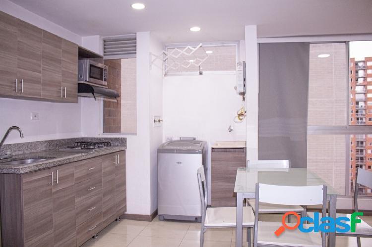 Apartamento Amoblado Piso Alto Aguacatala 2