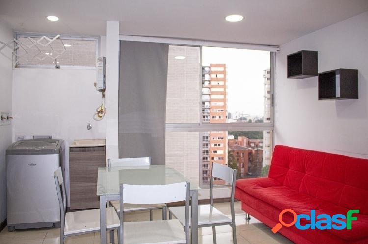 Apartamento Amoblado Piso Alto Aguacatala 3