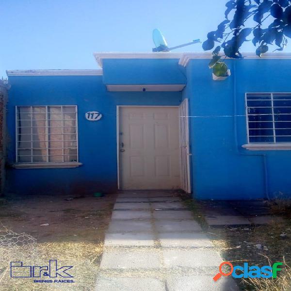 Casa en venta en villas de san nicolás