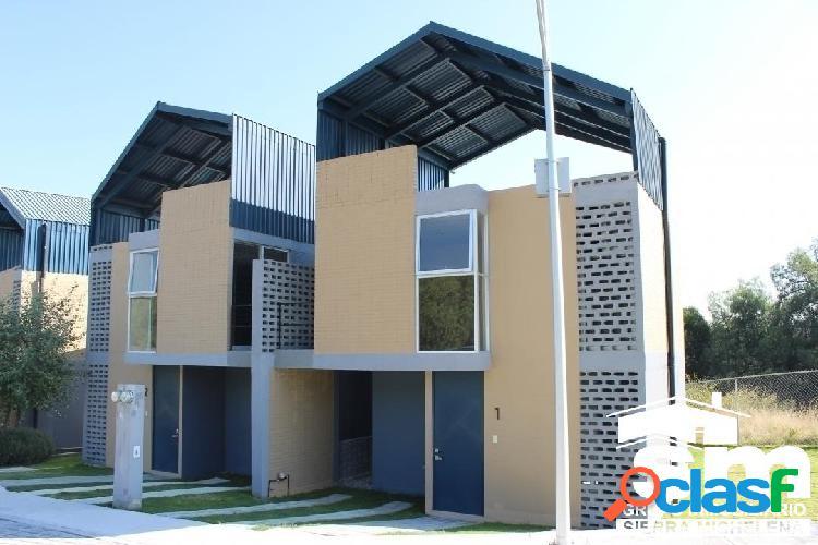 Casa nueva en venta zona de la calera