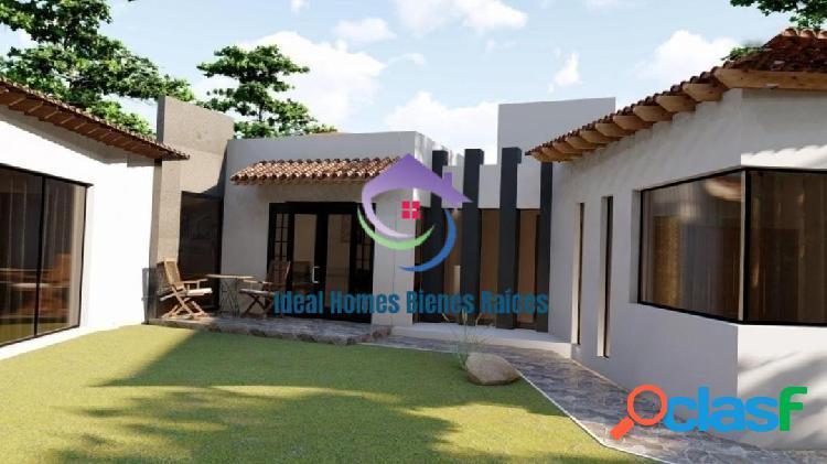 Pre venta de hermosa casa en el centro de tequisquiapan