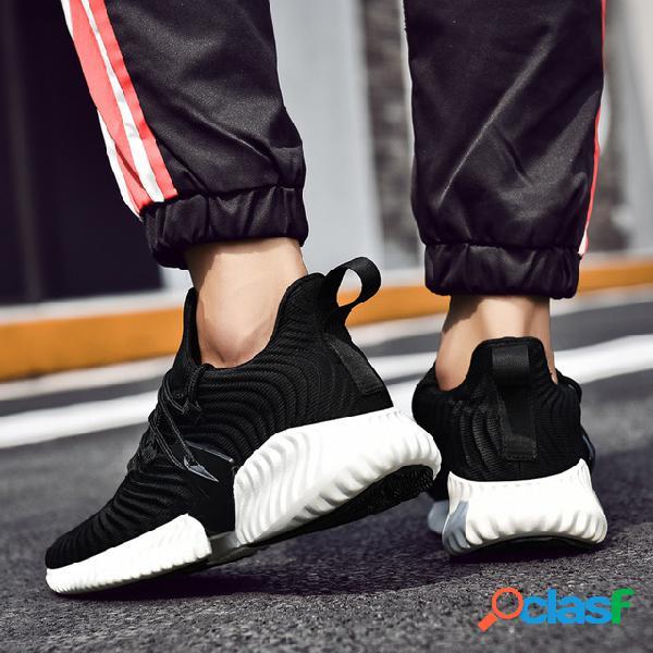 Zapatos casuales de los hombres zapatos netos de la red zapatos de la marea de los hombres zapatos viejos zapatos de los hombres temporada desodorante transpirable zapatos deportivos