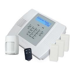 Alarma sistema de seguridad Residencial