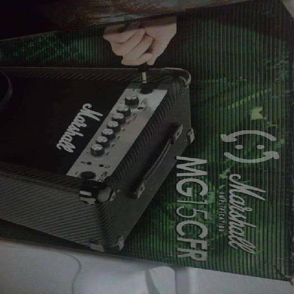 Amplificador marshall mg-15-cfr