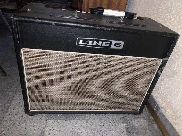 Amplificador para guitarra line 6