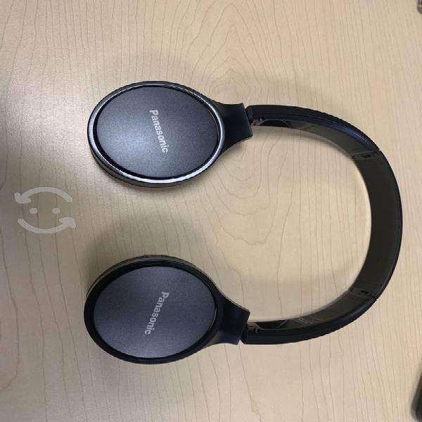 Audífonos panasonic rp-hf410b