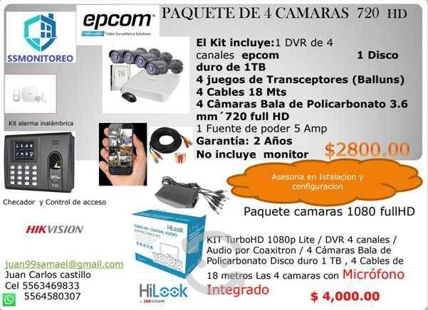 Dvr 4 canales