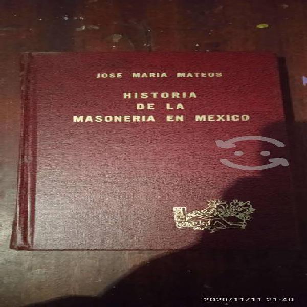 Historia de la masonería en méxico