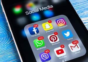 Investigadores en redes sociales