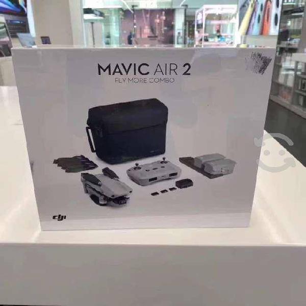 Mavic air 2 combo - nuevo caja cerrada