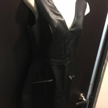 Padrisimo vestido Zara polipiel