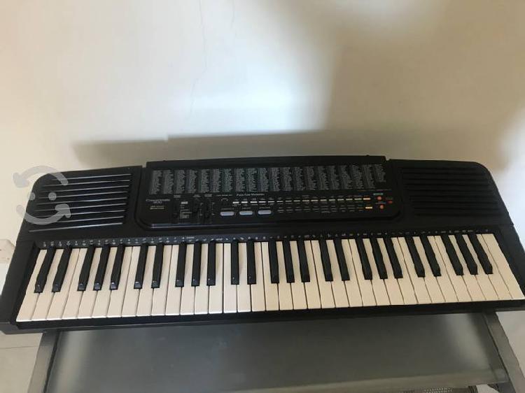 Por mudanza remato teclado electrónico