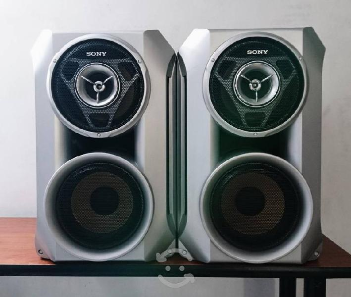 Sony bocinas tres vías