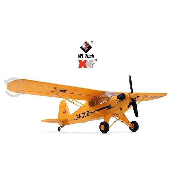 Avion rc modelo xka160 teledirigido alto vuelo
