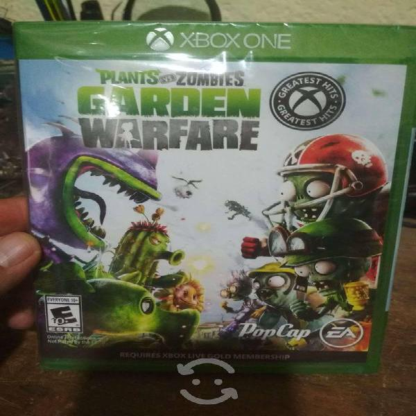 Garden warfare xbox one