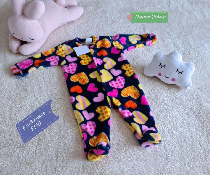 Lote de ropa para niña talla 6 a 9 meses