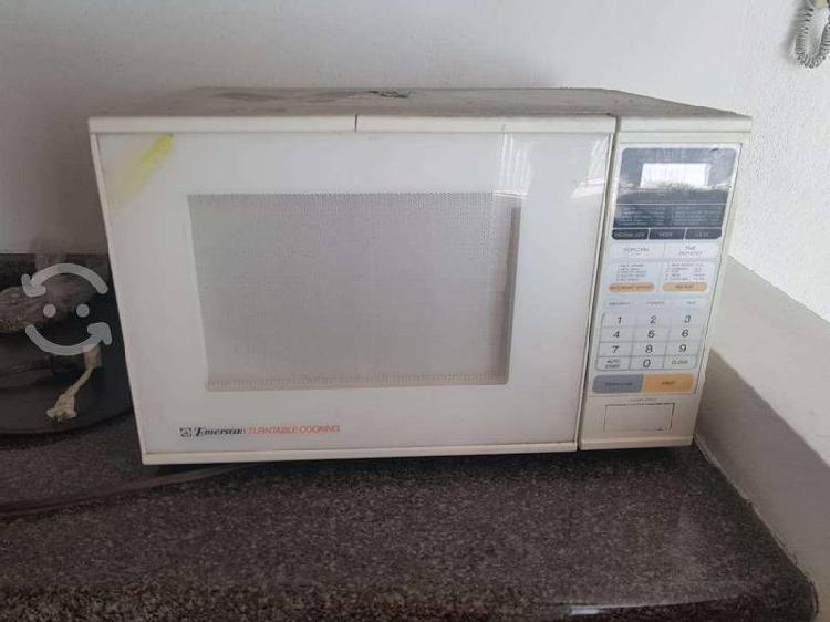 Horno de microondas usado