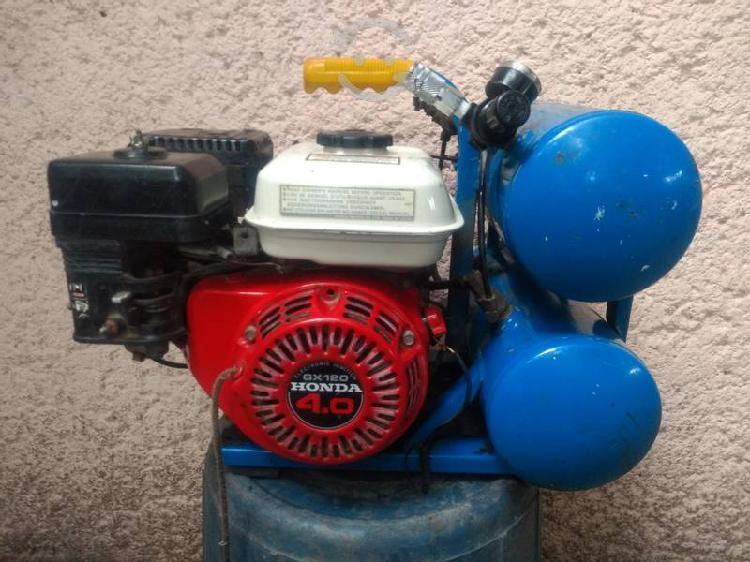 Compresor aire honda a gasolina