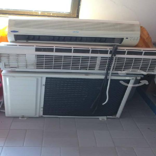 Kit de aire acondicionado carrier 3 mini split y 2
