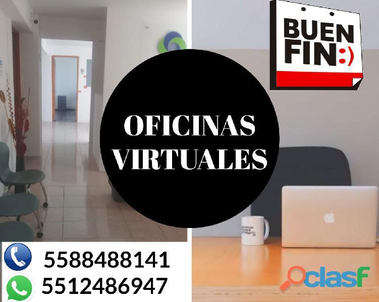 Oficinas virtuales a precio preferencial