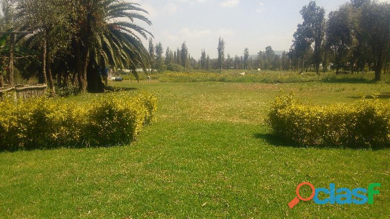 Jardin Campestre en Xochimilco